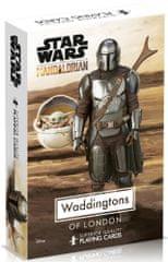 Winning Moves Hracie karty Waddingtons Star Wars: The Mandalorian