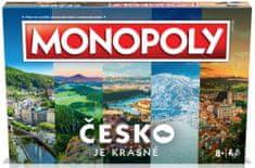 Winning Moves Monopoly Česko je krásné