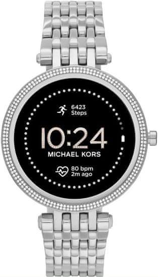 Michael Kors MKT5126 Gen 5E SmartWatch F Silver Steel