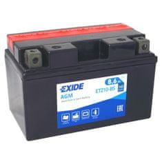 Exide | Motobaterie EXIDE ETZ10S-BS 12V 8,6Ah 145A