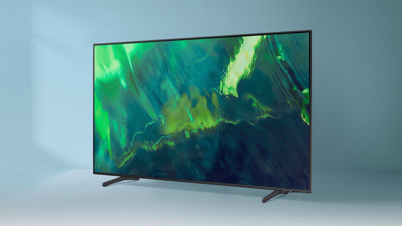 samsung tv televize edge led 4K 2021