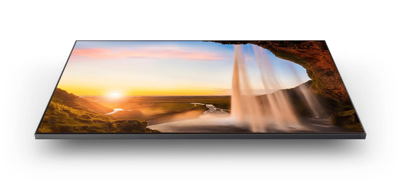 samsung tv televize edge led 4K 2021 dual LED