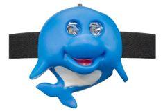 Oxe Czołówka LED, delfin