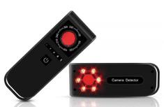 SpyTech Mini prenosný detektor skrytých kamier