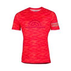 Northfinder Derinky moška kolesarska majica, rdeča, M
