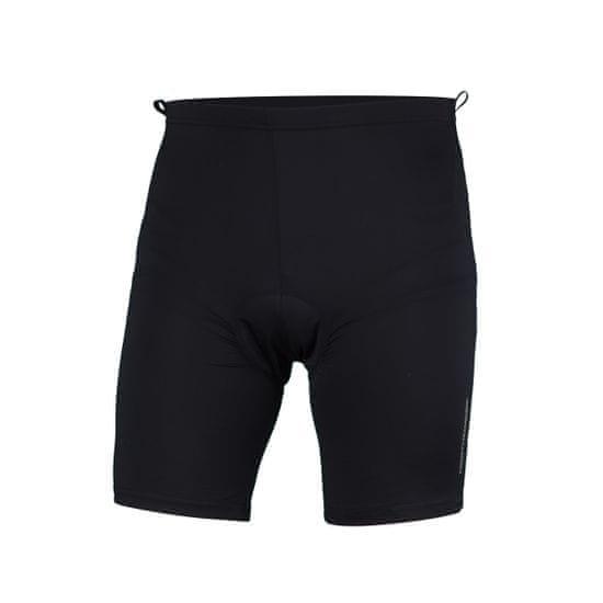 Northfinder Resmunsy2 kolesarske hlače 2 v 1, moške, črne