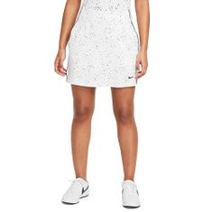Nike Damska spódnica do golfa z nadrukiem Dri-FIT UV, Damska spódnica do golfa z nadrukiem Dri-FIT UV   CU9330-100   Z