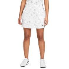 Nike Damska spódnica do golfa z nadrukiem Dri-FIT UV, Damska spódnica do golfa z nadrukiem Dri-FIT UV   CU9330-100   M
