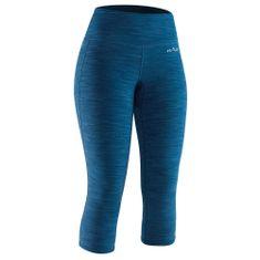 NRS HydroSkin 0.5 kapri hlače, ženske, neopren, modre, XS