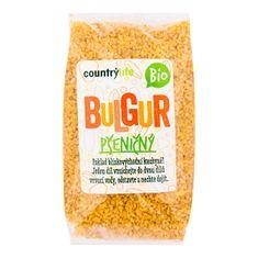 Country Life Bulgur pšeničný BIO (Varianta 0,5 kg)
