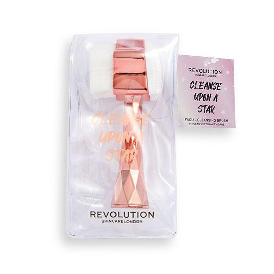 Revolution Skincare Clean pędzel Czyść za pomocą Upon aStar (Facial Clean sing Brush)