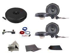 Awave SET - kompletní ozvučení do Ford S-MAX (2006-2015) - UPGRADE 2