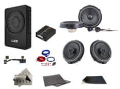 Awave SET - kompletní ozvučení Bestaudio Premium do Ford Ranger (2011-)