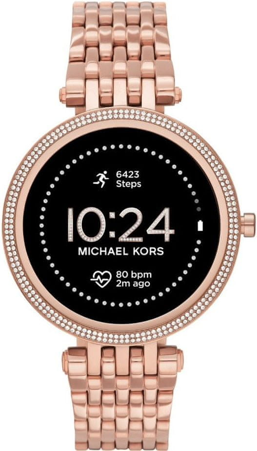 Michael Kors MKT5128 Gen 5E Smartwatch F Rose Gold Steel