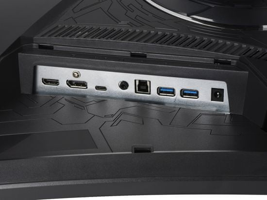 Asus ROG Strix XG32VC VA QHD monitor, ukrivljen (90LM03S0-B04170)