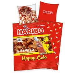 Herding Haribo Happy Cola posteljnina, 140 x 200/70 x 90 cm