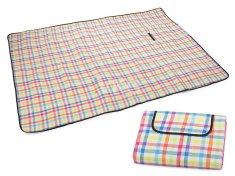 WERK Pikniková deka se spodní thermo vrstvou 150x200 cm, barevná T-245-BK
