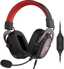 Redragon Zeus 2 H510-1 slušalke z mikrofonom, 7.1