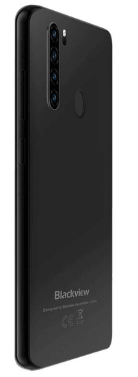 iGET Blackview A80 Plus mobitel, 4GB/64GB, crni