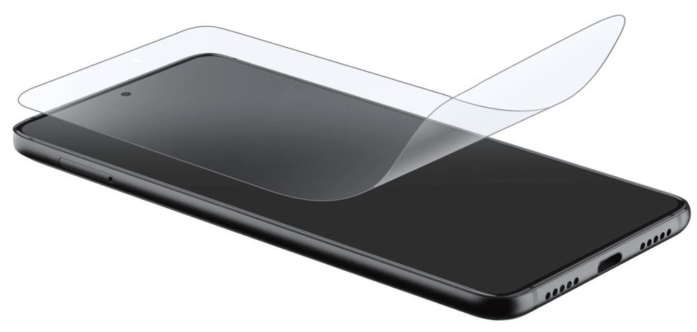 CellularLine Ochranná fólie displeje OK Display pro Samsung Galaxy S21 Plus SPCURVEDGALS21PL
