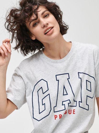 Gap Majica GAP Logo Prague easy short sleeve tee
