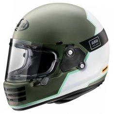 Arai CONCEPT-X Overland Olive Khaki (matná) retro helma vel.L