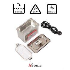 ASonic PRO 08 – 40 kHz ultrazvočni čistilec