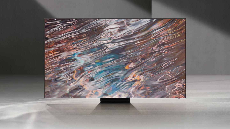 samsung tv televize qled 8K 2021
