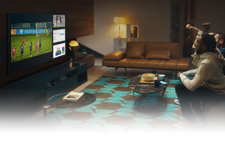 samsung tv televize qled 2021 8K smart multi view