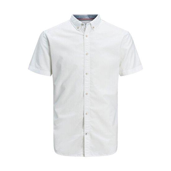 Jack&Jones JJESUMMER MAJICA Slim Fit moška srajca 12163857 White