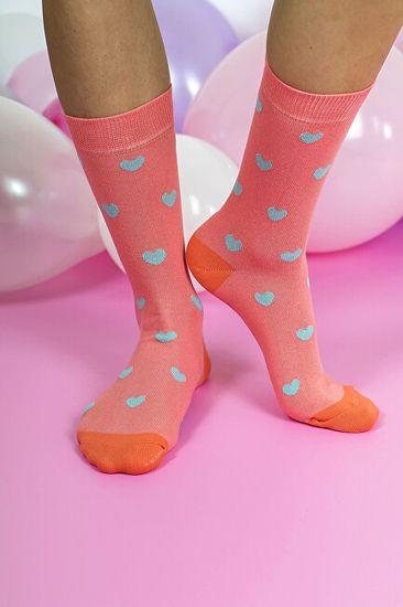 4 PAKET - ženske nogavice FSB101