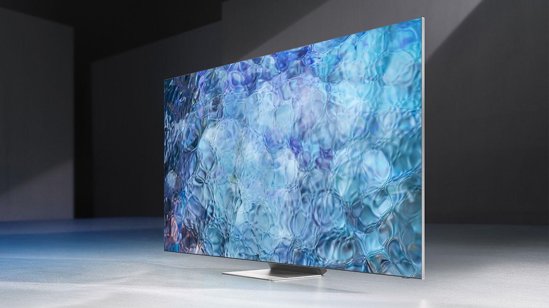 samsung telewizor qled 8K 2021