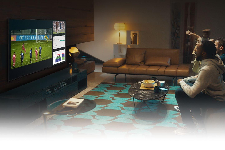 samsung telewizor qled 2021 8K smart multi view