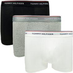 Tommy Hilfiger 3 PAKET - moški bokserji 1U87905252 -004 (Velikost 4XL)