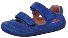 Protetika Fiú barefoot szandál Berg marine, 22, kék