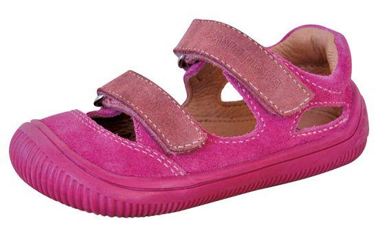 Protetika Berg pink dekliški sandali