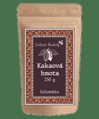 Natural Products Kakaová hmota 250g RAW