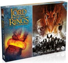 Winning Moves Puzzle The Lord of the Rings Host of Mordor 1000 dílků
