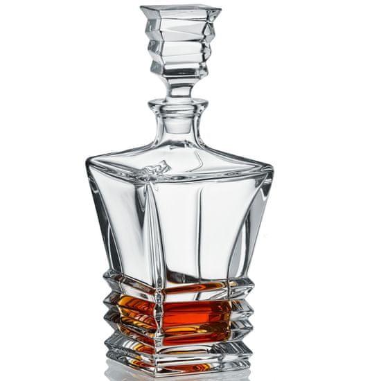 Bohemia Jihlava Bohemia Jihlava karafa na whisky Rocky 850 ML