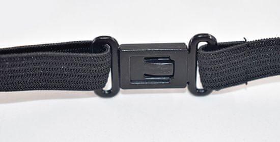 Gaira® Drevený motýlik s vreckovkou a manžetovými gombíkmi 709098