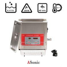 ASonic PRO 70 – 40kHz ultrazvočni čistilec