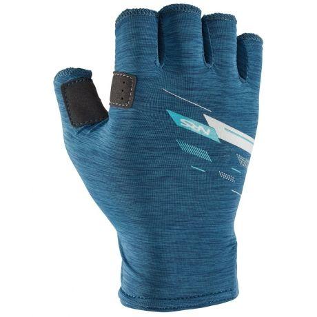 NRS Boater's rokavice, modro-črne