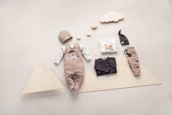 PINOKIO detské dupačky Dreamer 1-02-2101-180A-BE