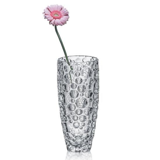 Bohemia Jihlava Bohemia Jihlava skleněná váza Lisboa 35,5 CM