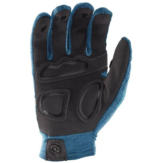NRS Cove rokavice, modro-črne