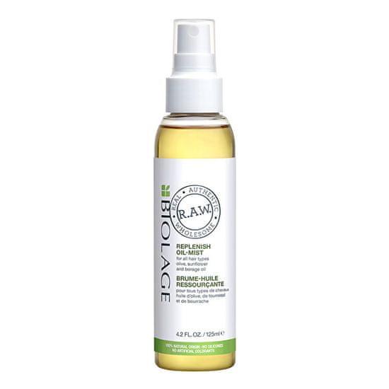 Biolage Hydratační a vyživující olej na vlasy Biolage RAW Replenish (Oil-Mist) 125 ml