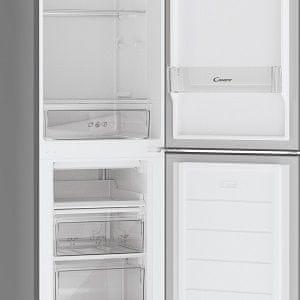 Lednice Candy CHICS 5184XN Mechanické ovládání