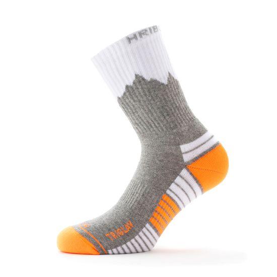 Hribovc.si Pohodne nogavice Triglav - oranžne