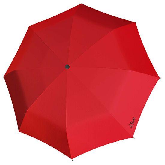 s.Oliver Ženski zložljivi dežnik Smart Uni 70963SO 100