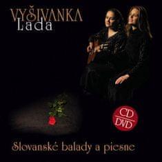 Vyšívanka: Slovanské balady a piesne